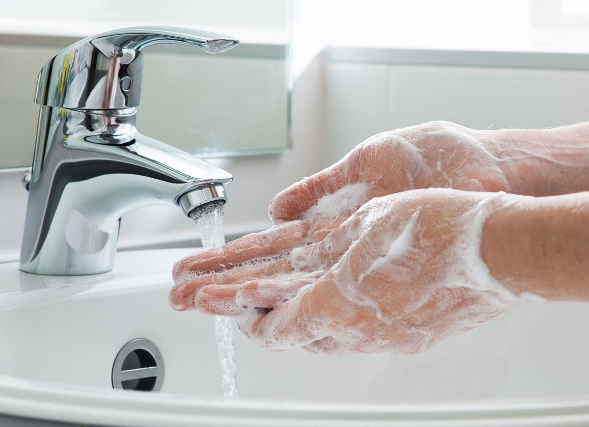 Sugar hands