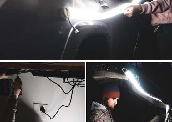Luminoodle Task Light