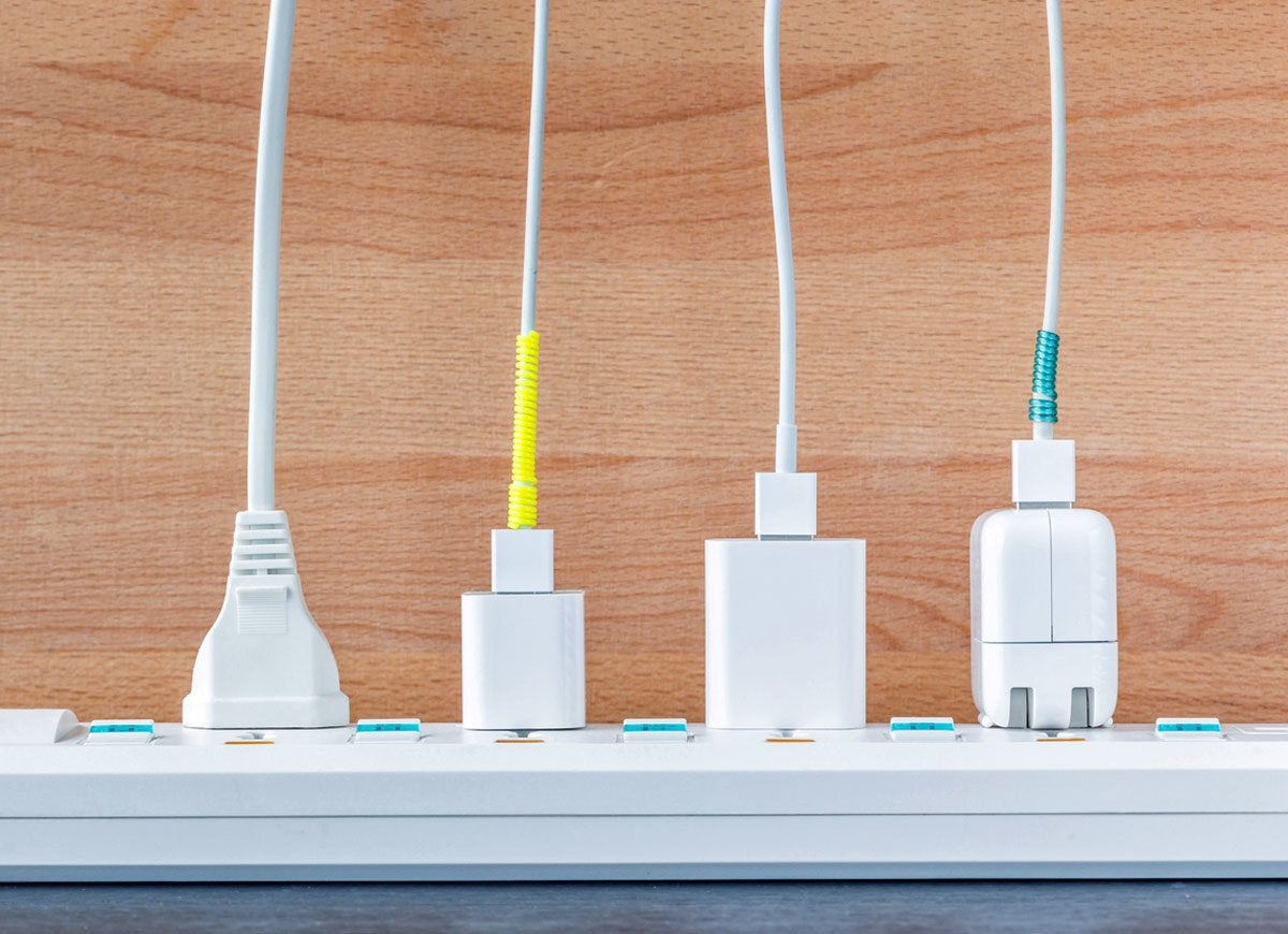 Electronics cords