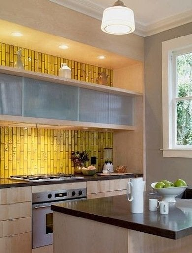backsplash3 - Unique Kitchen Backsplash Ideas