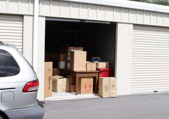 Stop Paying for Self-Storage