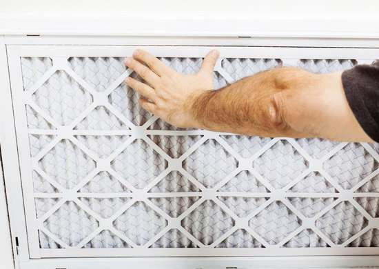Change the HVAC Filters
