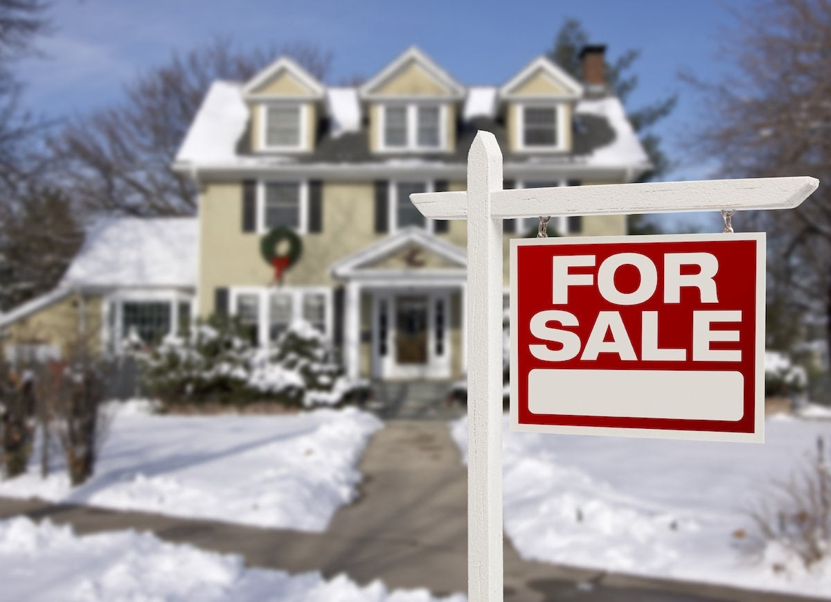 Image result for home sales winter