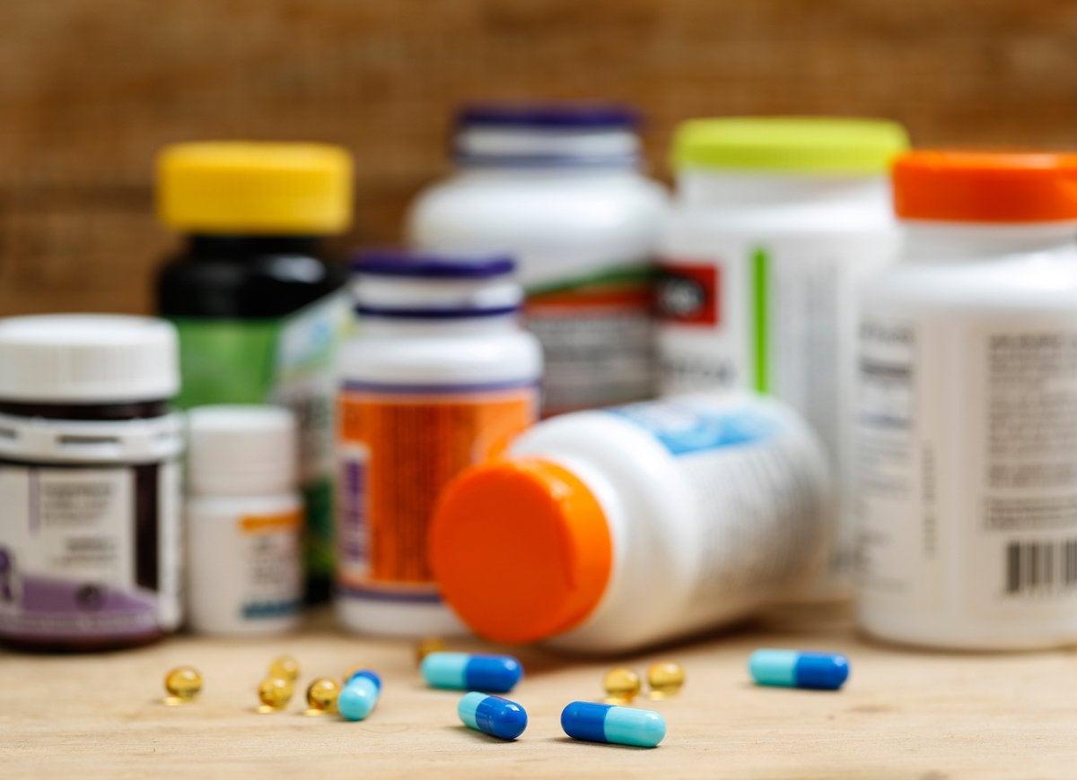 Medicine vitamins