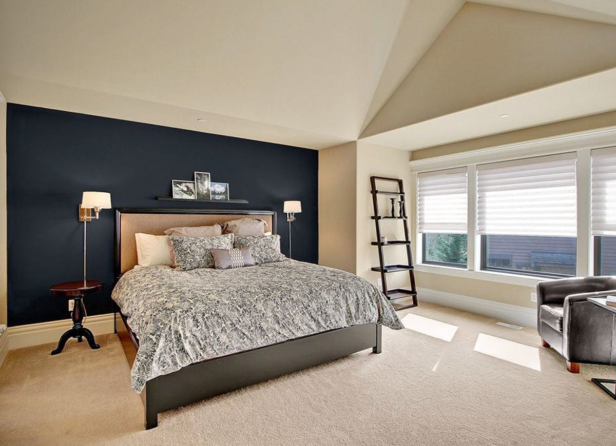 How to paint an accent wall the home improvement - Home improvement ideas 2018 ...