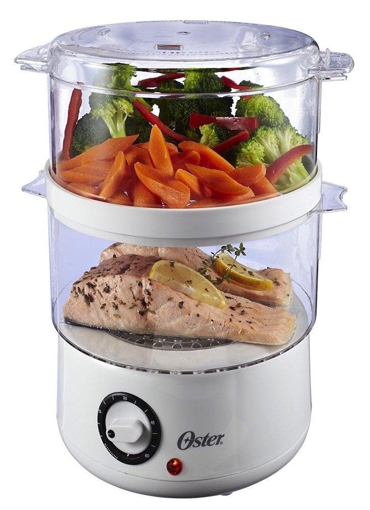 Best budget food steamer appliance