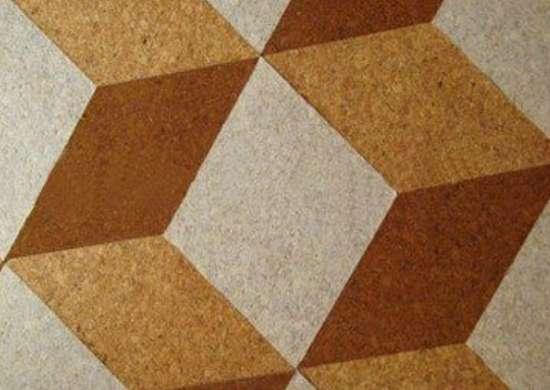 Zulo.biz colored cork flooring