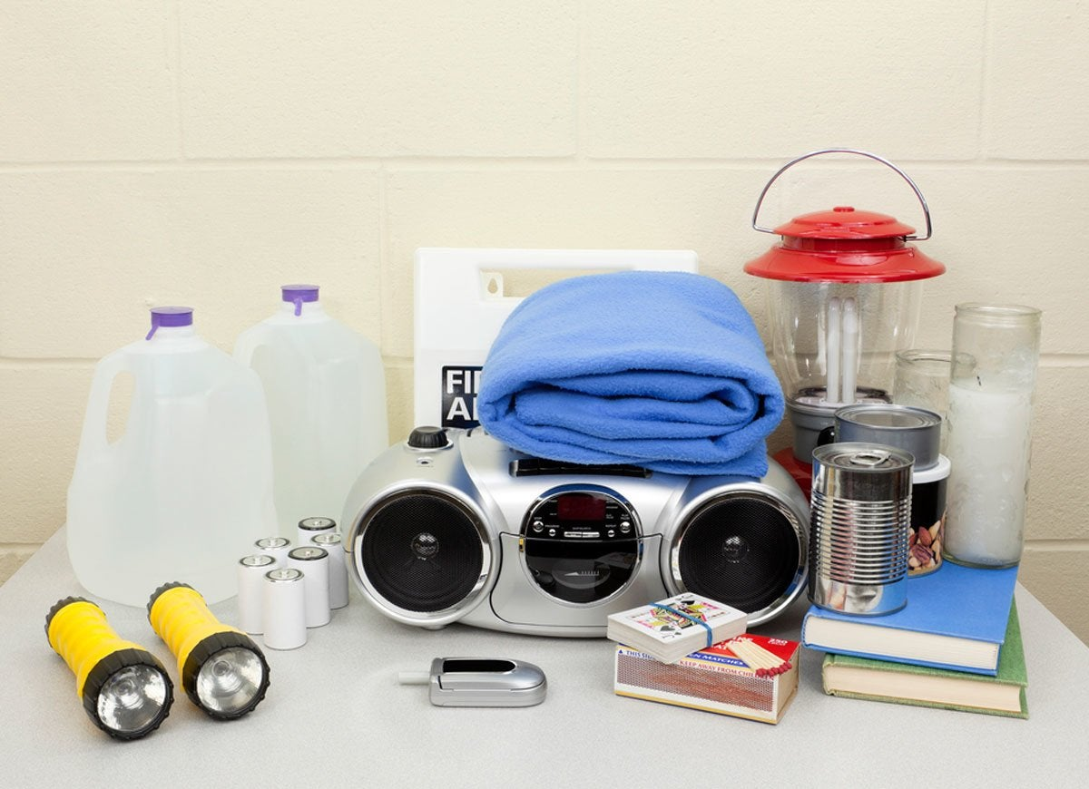 Heat hacks emergency kit