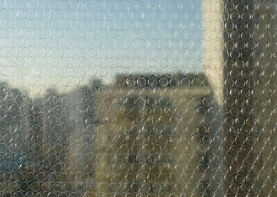 How to Insulate Windows with Bubble Wrap