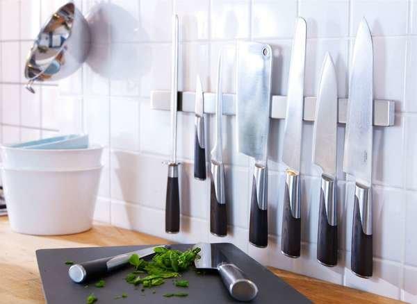 GRUNDTAL Magnetic Knife Rack