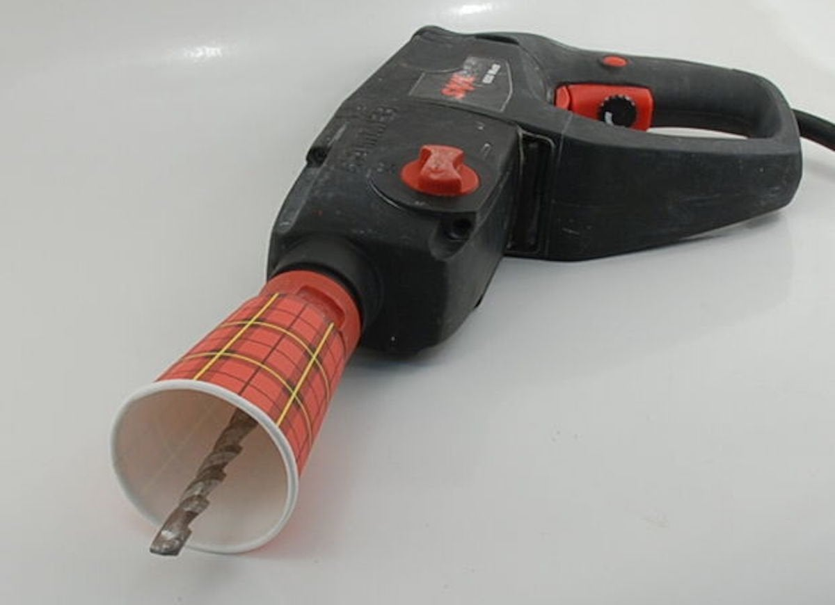 Drill cup