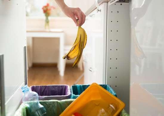 Kitchen Garbage Odor