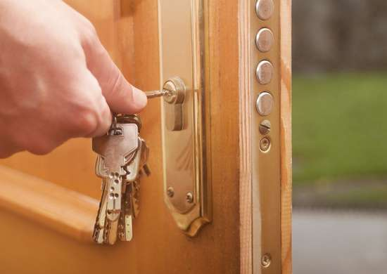 Organized Keys