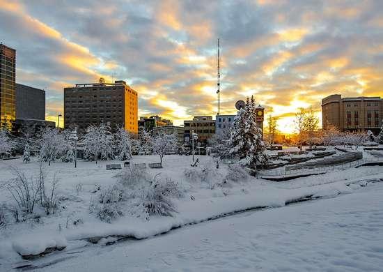 Fairbanks ak weather