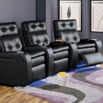 home movie theater seating