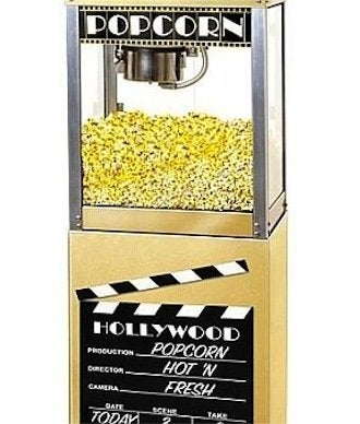 Premier hollywoodpopcornpopperandbase standardconcessionsupply hometheaterroom bovvila