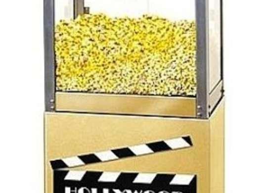 home movie theater popcorn popper