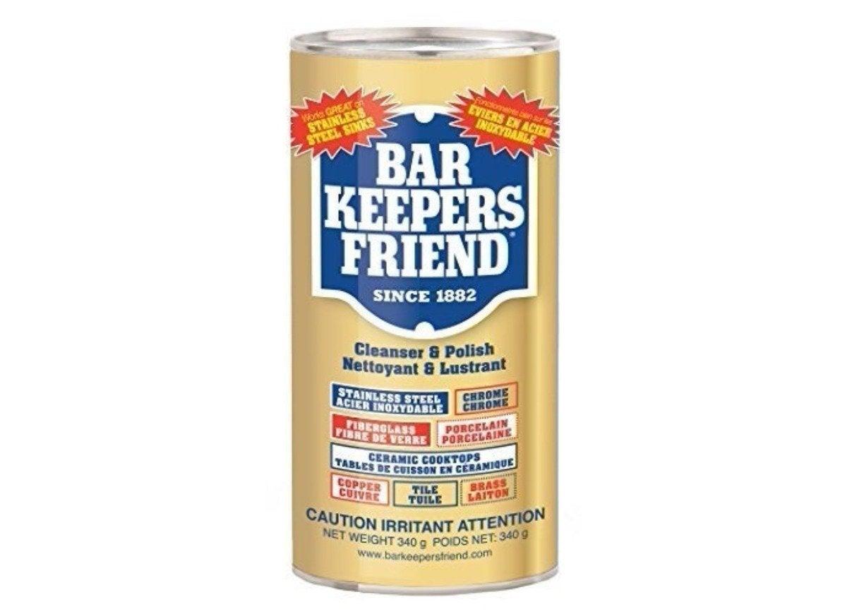Bar keeper friend