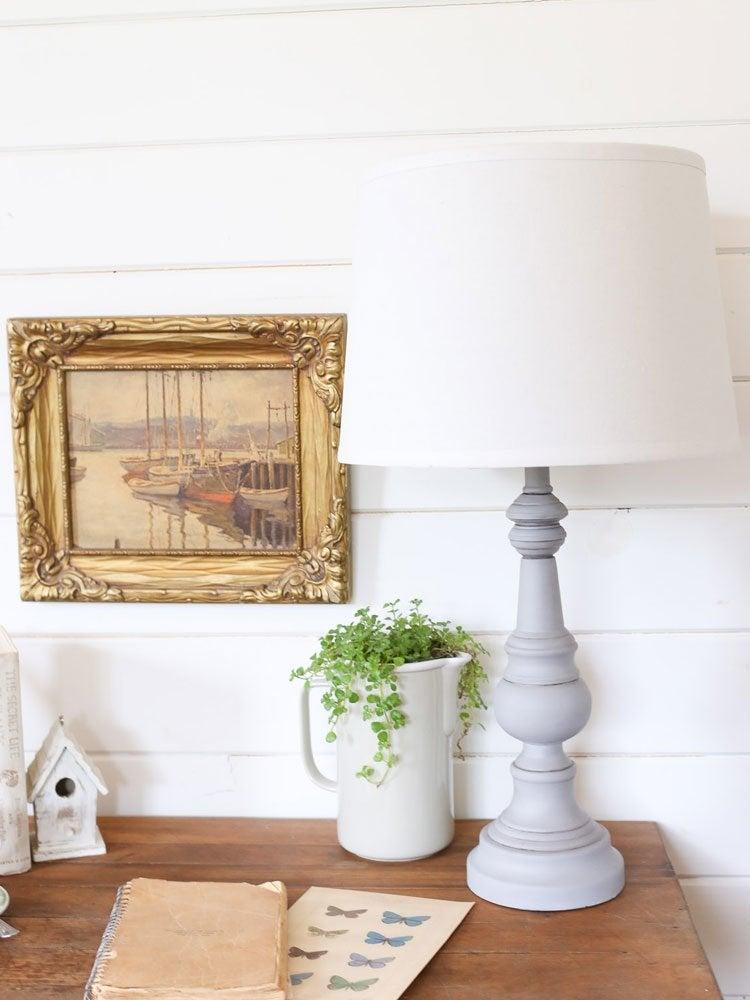 Paint lamp
