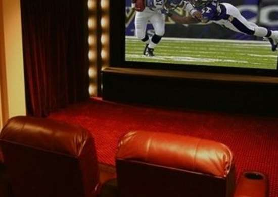home theater room accessories related