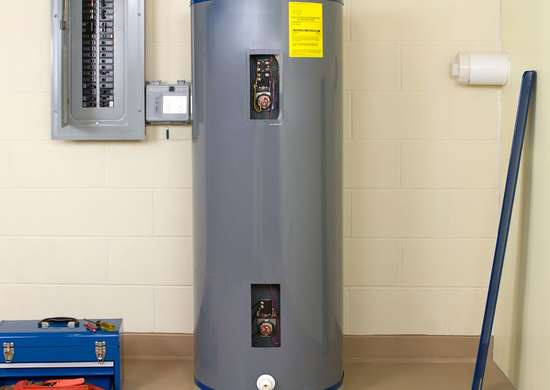 Size of Water Heater