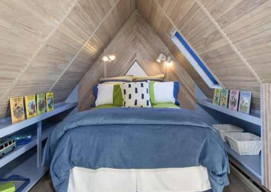 Vibrant Bedroom