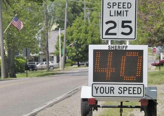Fuel Efficient Speed
