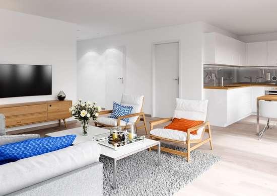Downside of Open Concept Floor Plan
