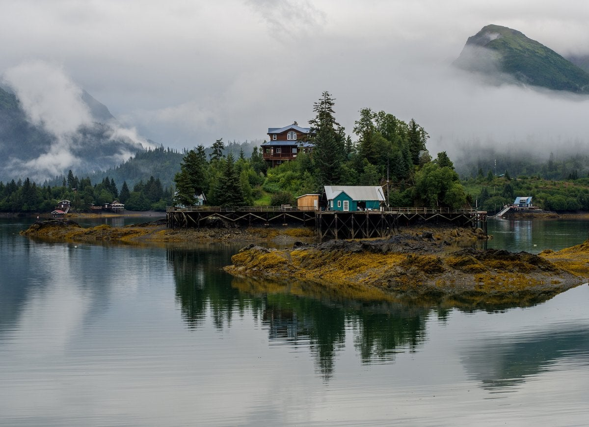 Halibut cove ak