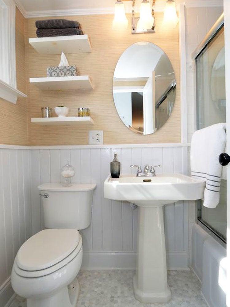 Bathroom quaint