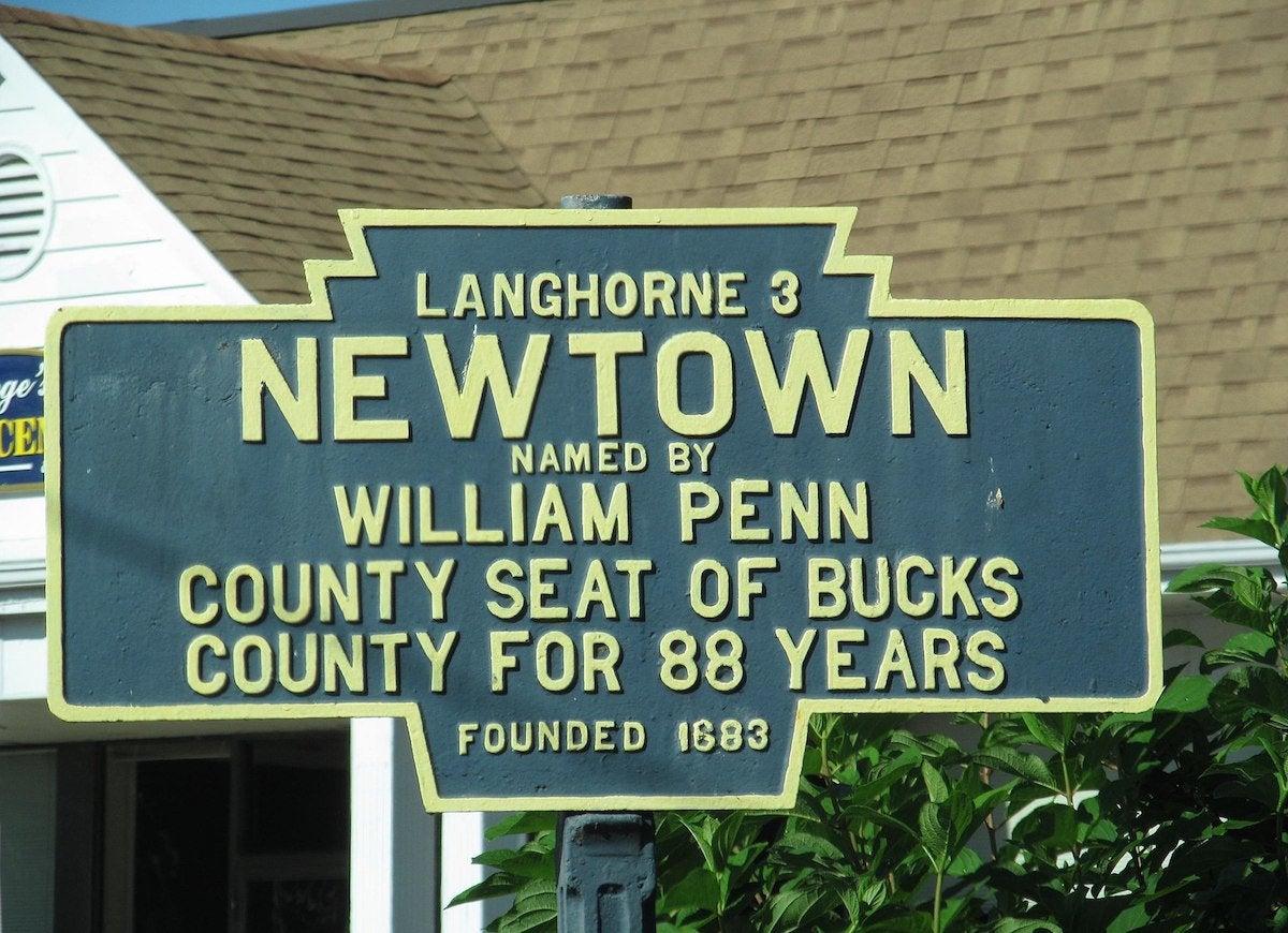 Newtown pa