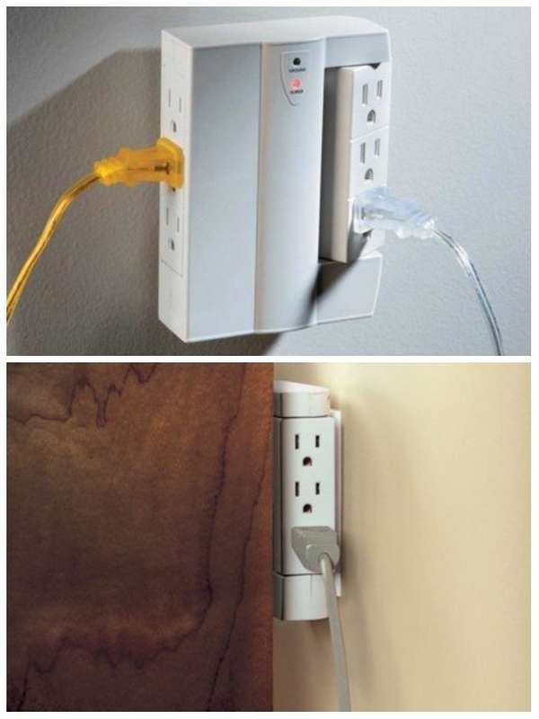 Side Socket Outlet