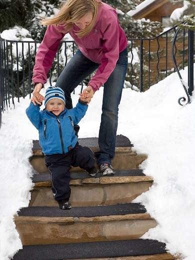 Snow melt mat