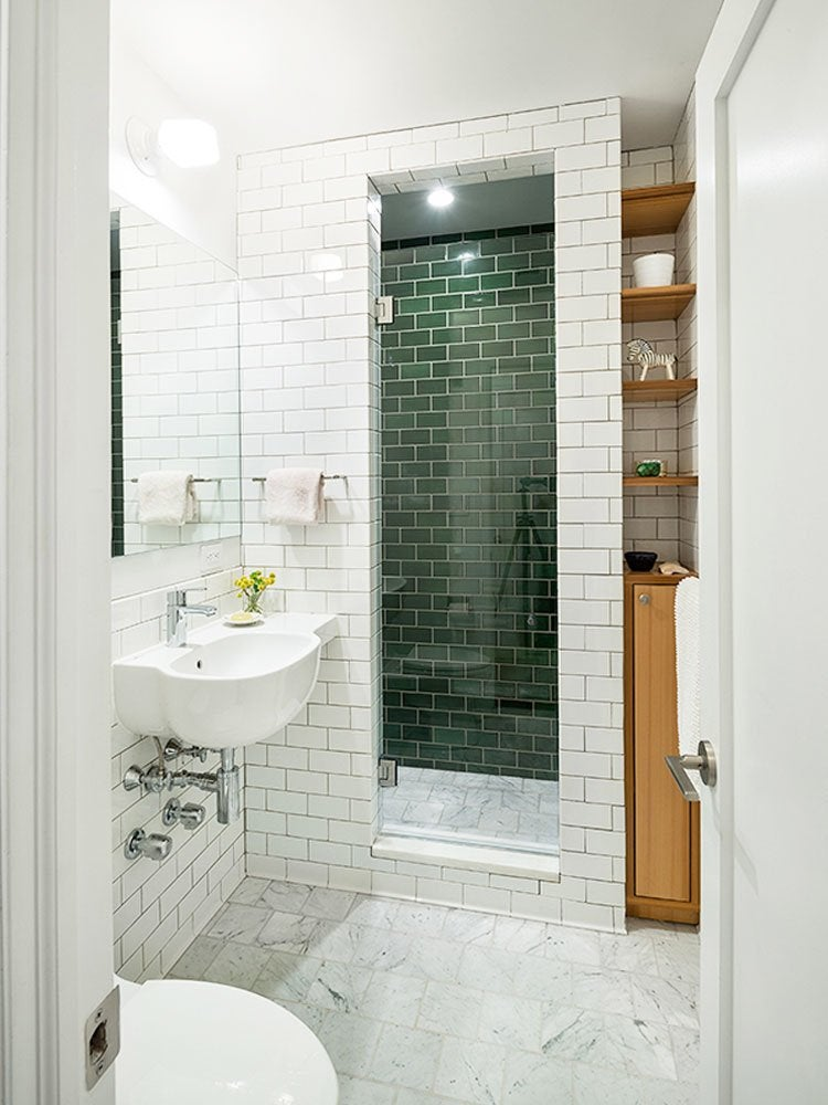 Small bathroom ideas bob vila - Pictures of small bathrooms ...