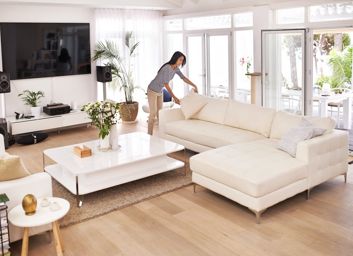 21 Clever Tricks To Make Your Home Look Bigger And Brighter Bob Vila