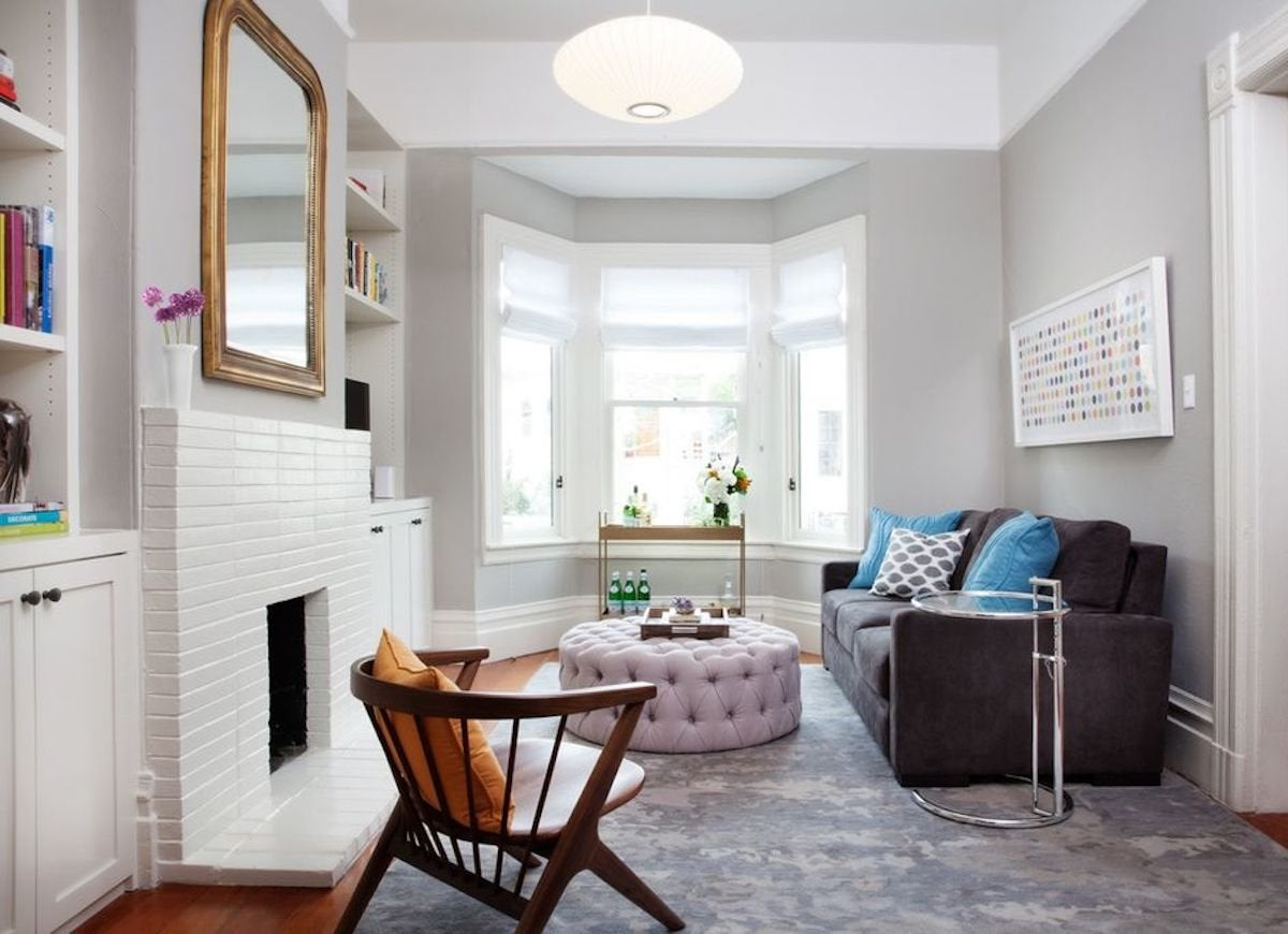 21 clever tricks to make your home look bigger and brighter bob vila - What colors make a room look bigger and brighter ...