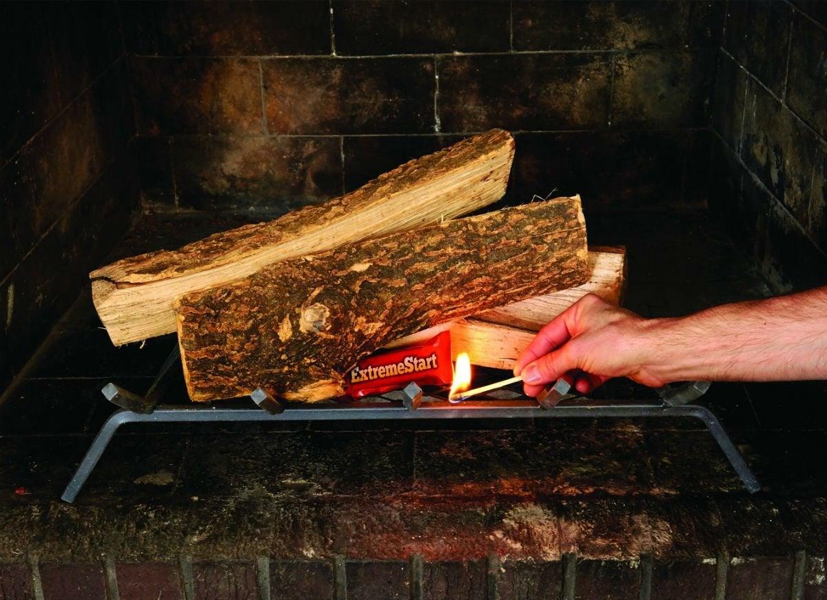 Pine mountain extremestart fire starters