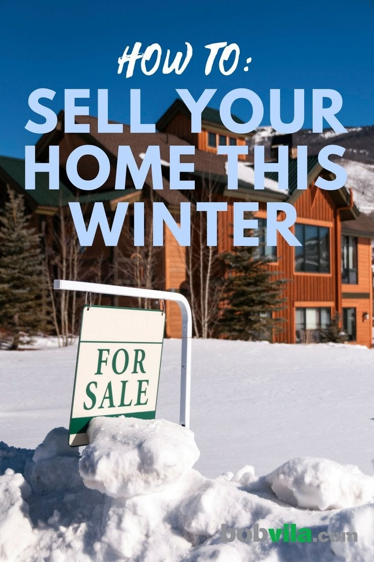 How to sell your home this winter