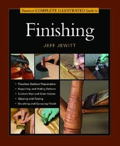 Woodworkerfinishing