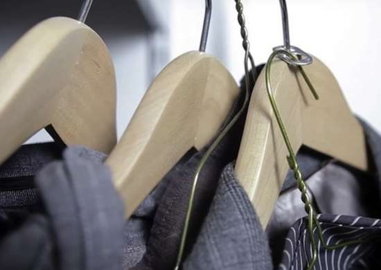 DIY Hanger Hack