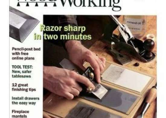 Gifts for Woodworkers - Magazines