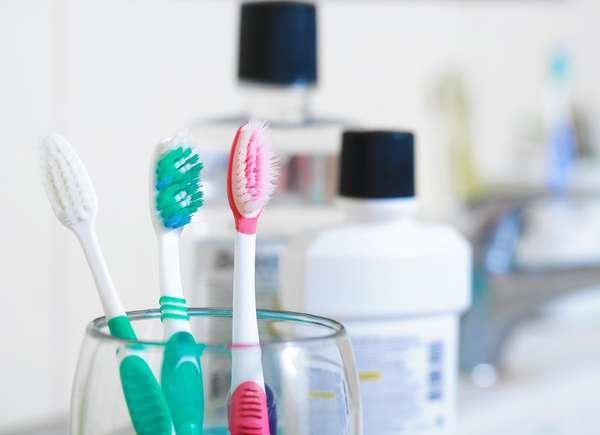 Mold In Toothbrush Holder