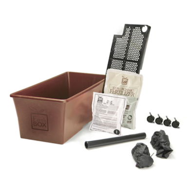 Amazon earthbox organic gardenkit