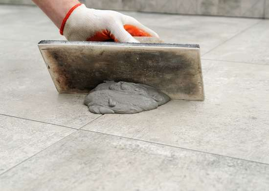 Is Grout Harmful to Pets?