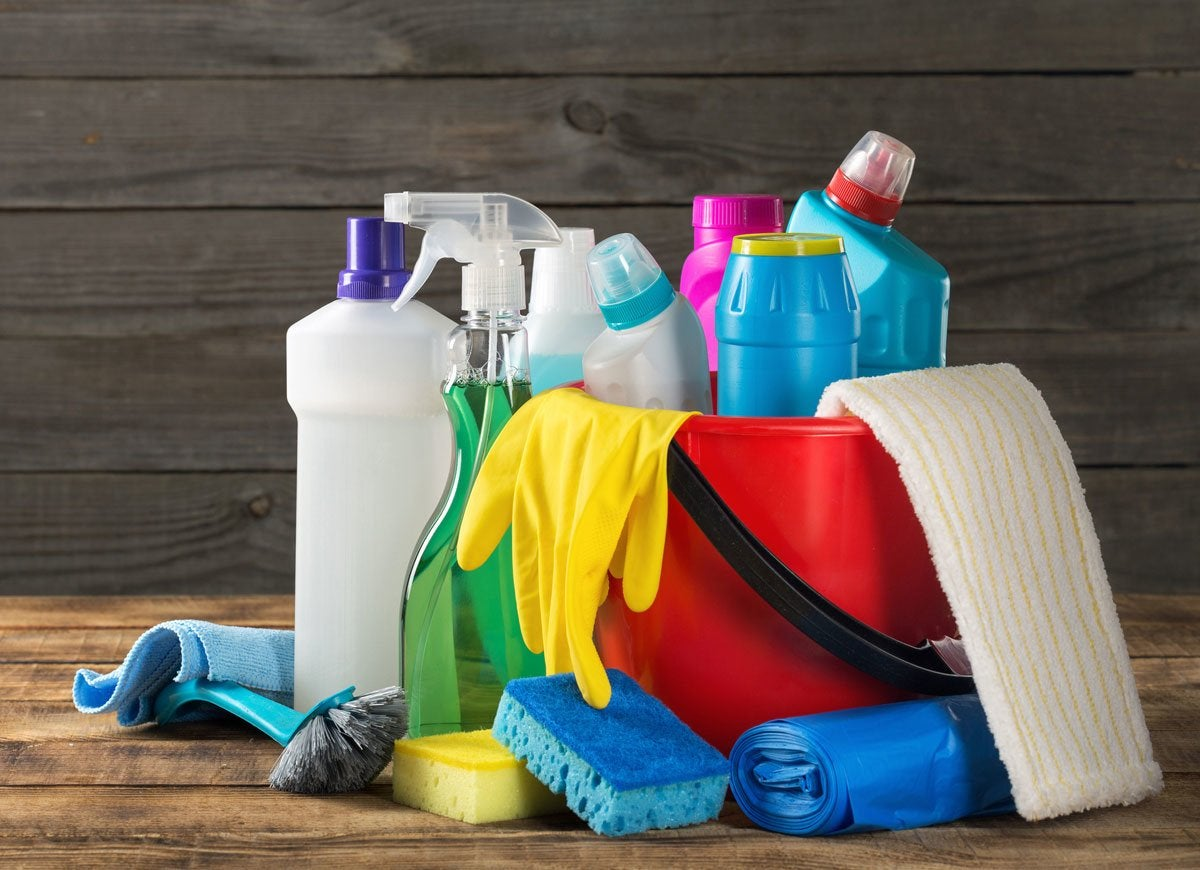 Pets cleaning products