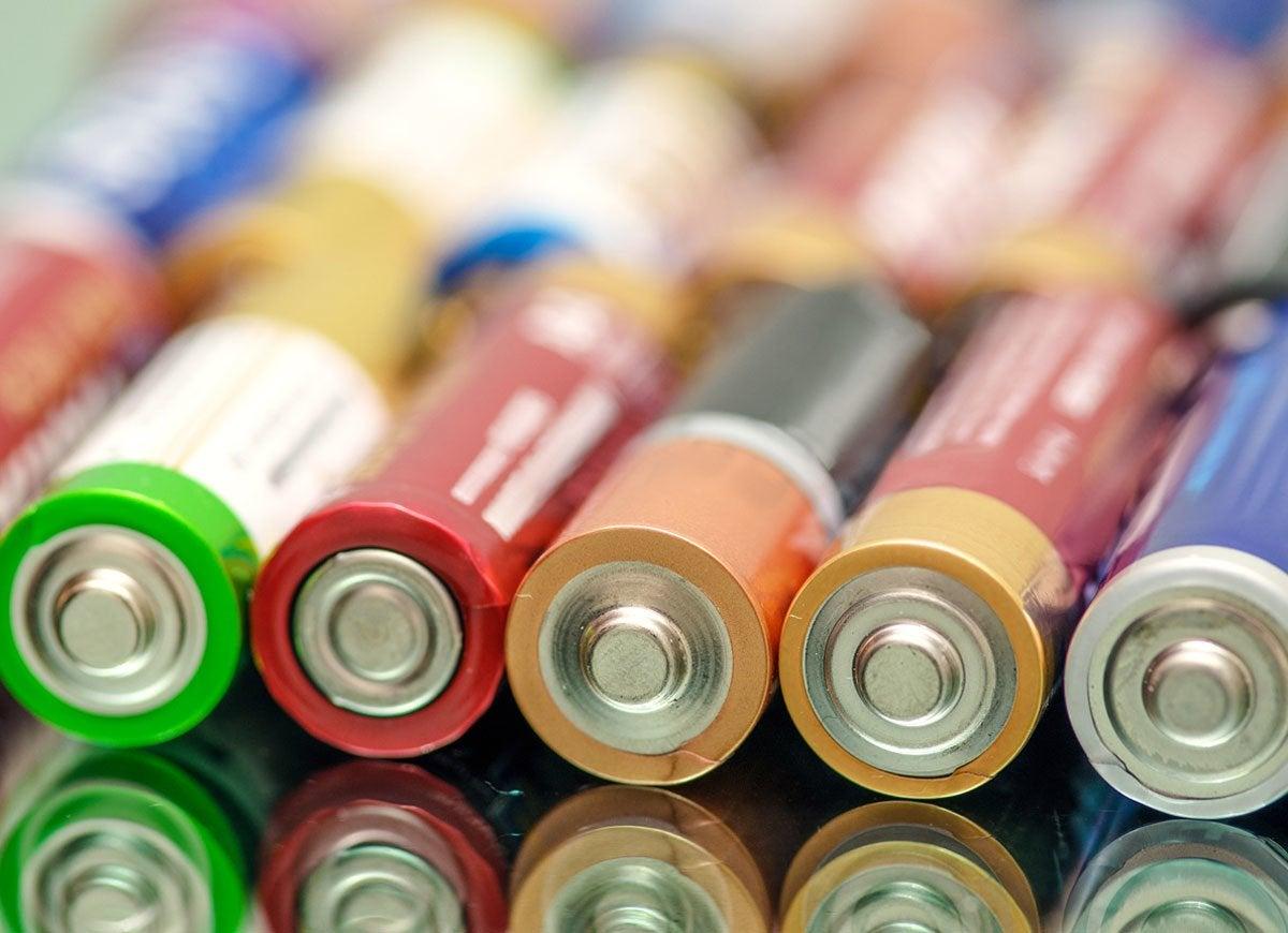 Pets batteries