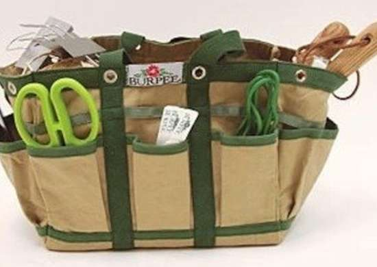 gardening gift ideas tote