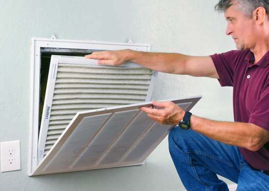 How to Change Filters in Home