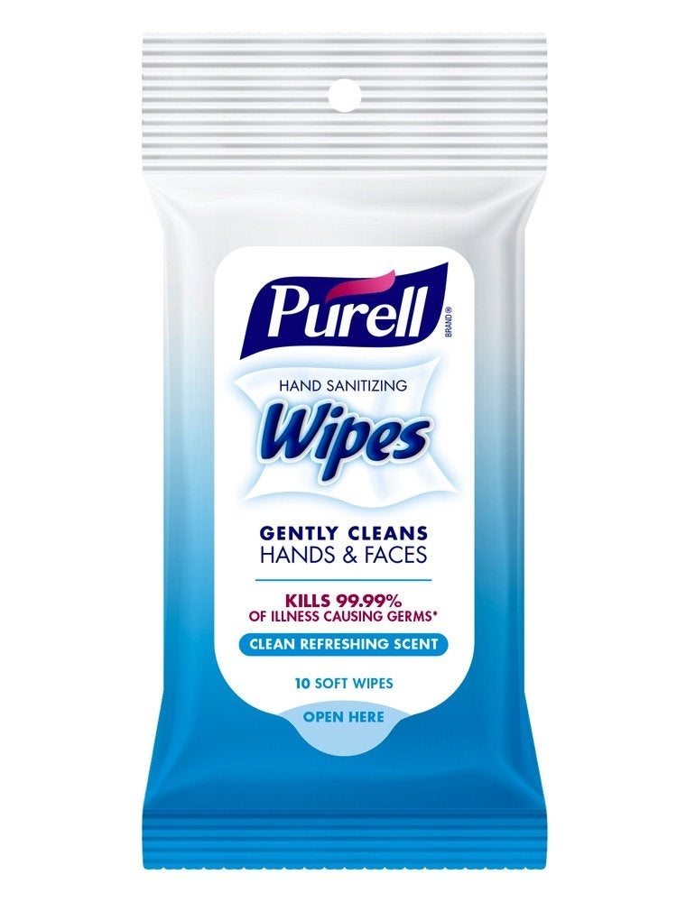 Best travel cleaning wipes