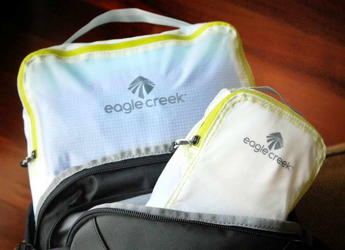Eagle creek specter pack it cubes 2pcset